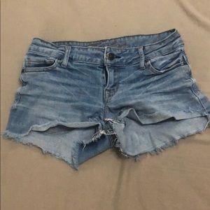 Delia's Jean short shorts